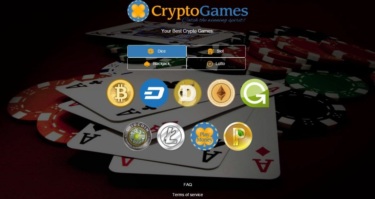 ADVANTAGES AND FEATURES OF CRYPTOCURRENCY IN GAMBLING
